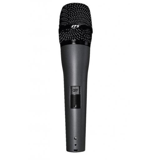 Jts Tk-350 Micrófono Dinámico Vocal