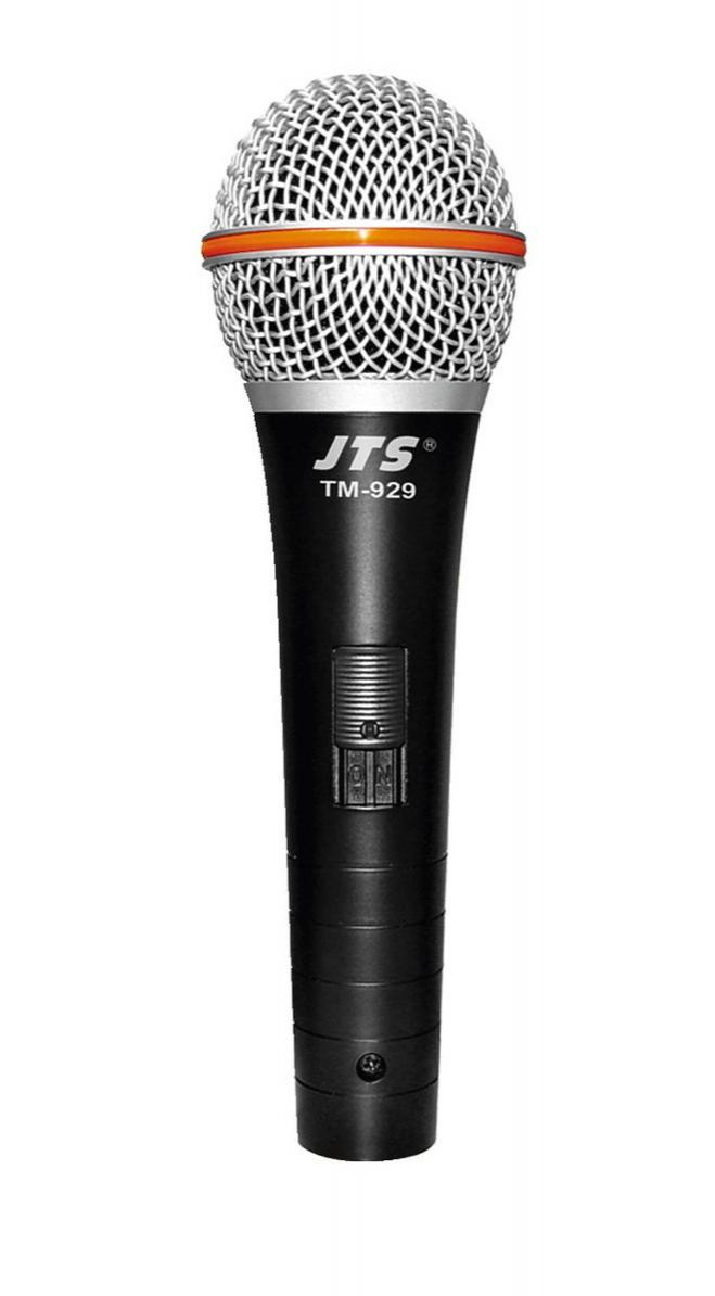 Jts Tm-929 Micrófono Dinámico Vocal