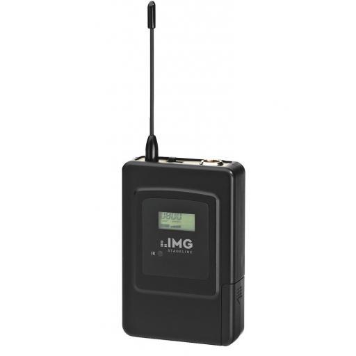 Stage Line Txs-606Hse/2 Emisor Inalámbrico de Petaca