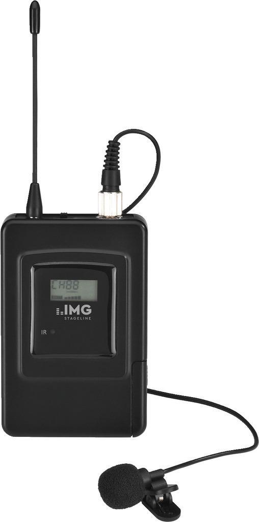 Stage Line Txs-606Lt/2 Emisor Inalámbrico de Petaca