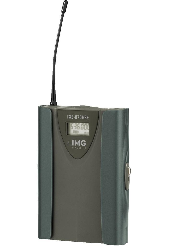 Stage Line Txs-875Hse Emisor Inalámbrico de Petaca