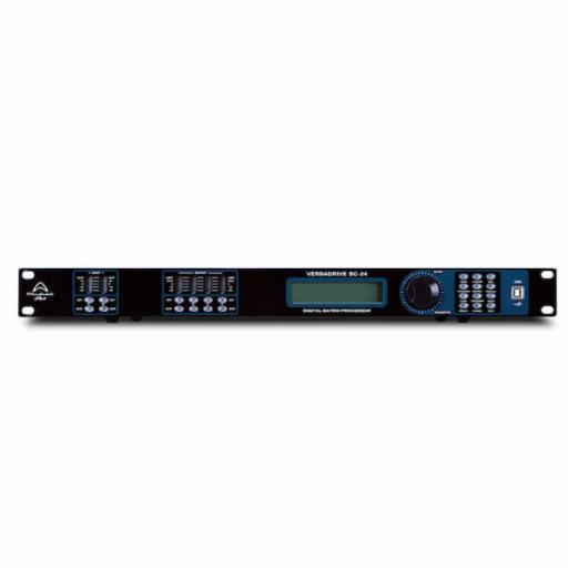 Wharfedale Pro Versadrive Sc 24 Procesador de Altavoces