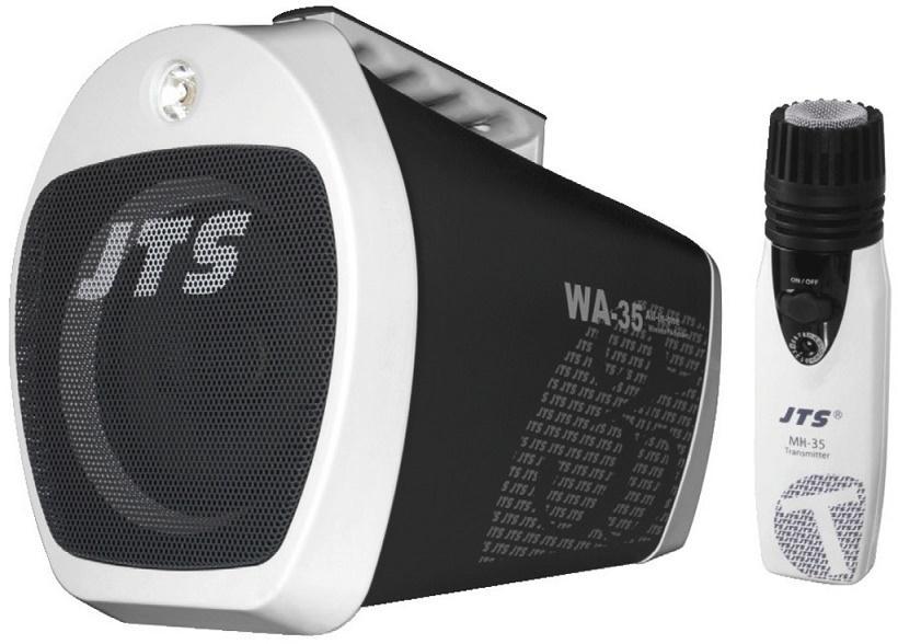 Jts Wa-35 Sistema de Audio Portátil