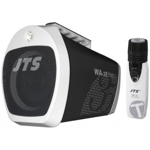 Jts Wa-35 Sistema de Audio Portátil [0]