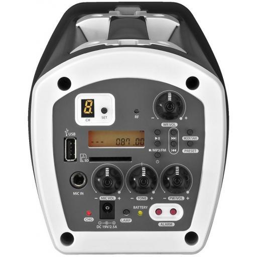 Jts Wa-35 Sistema de Audio Portátil [1]