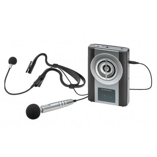 Monacor Wap-8 Sistema de Sonido Portátil