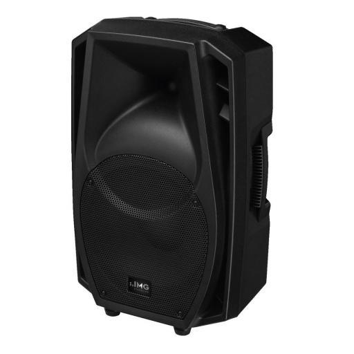 Stage Line Wave-10A Caja Acústica Amplificada con Bluetooth