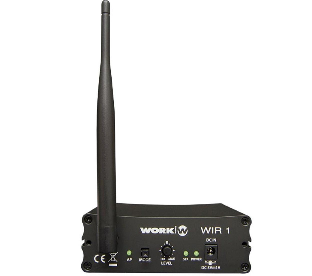 Work Wir 1 Receptor Audio WiFi