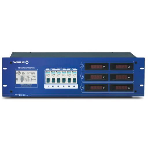 Work Wpd 323 Distribuidor de Corriente [0]