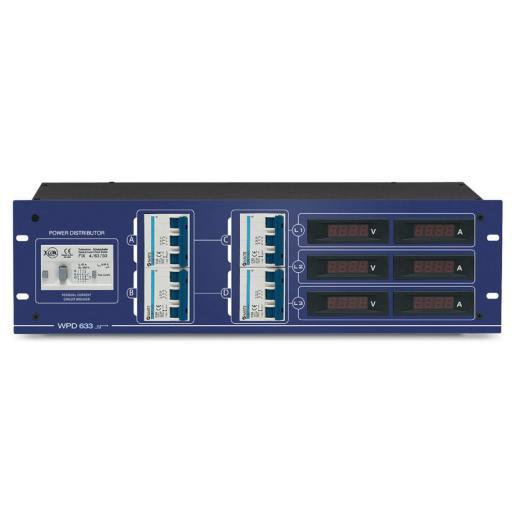 Work Wpd 633 Distribuidor de Corriente [0]