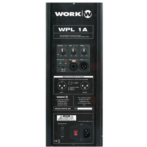 Work Wpl 1A Altavoz Amplificado [1]
