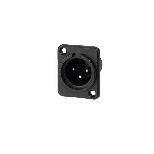 Conector Xlr Chasis Macho Xlr-508/P
