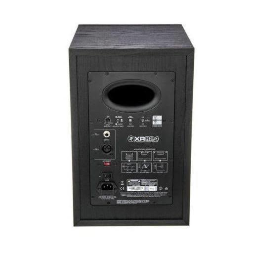 Mackie Xr824 Monitor de Estudio Amplificado [1]