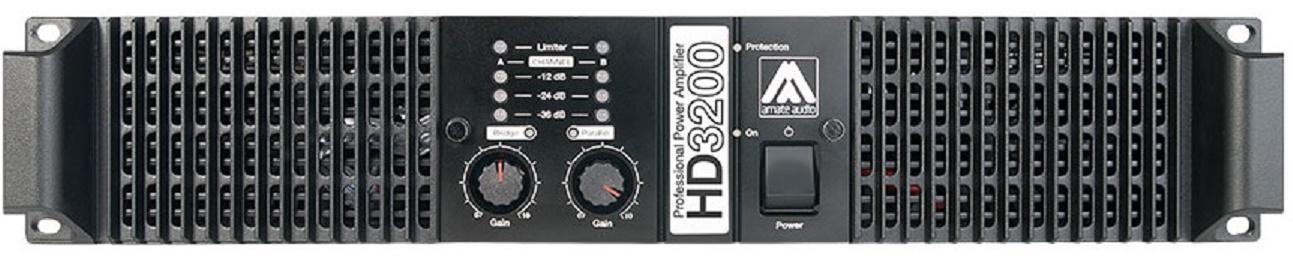 Master Audio Hd3200 Etapa de Potencia