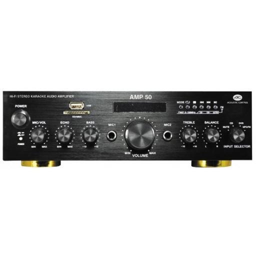 Acoustic Control Amp 50 Amplificador [0]