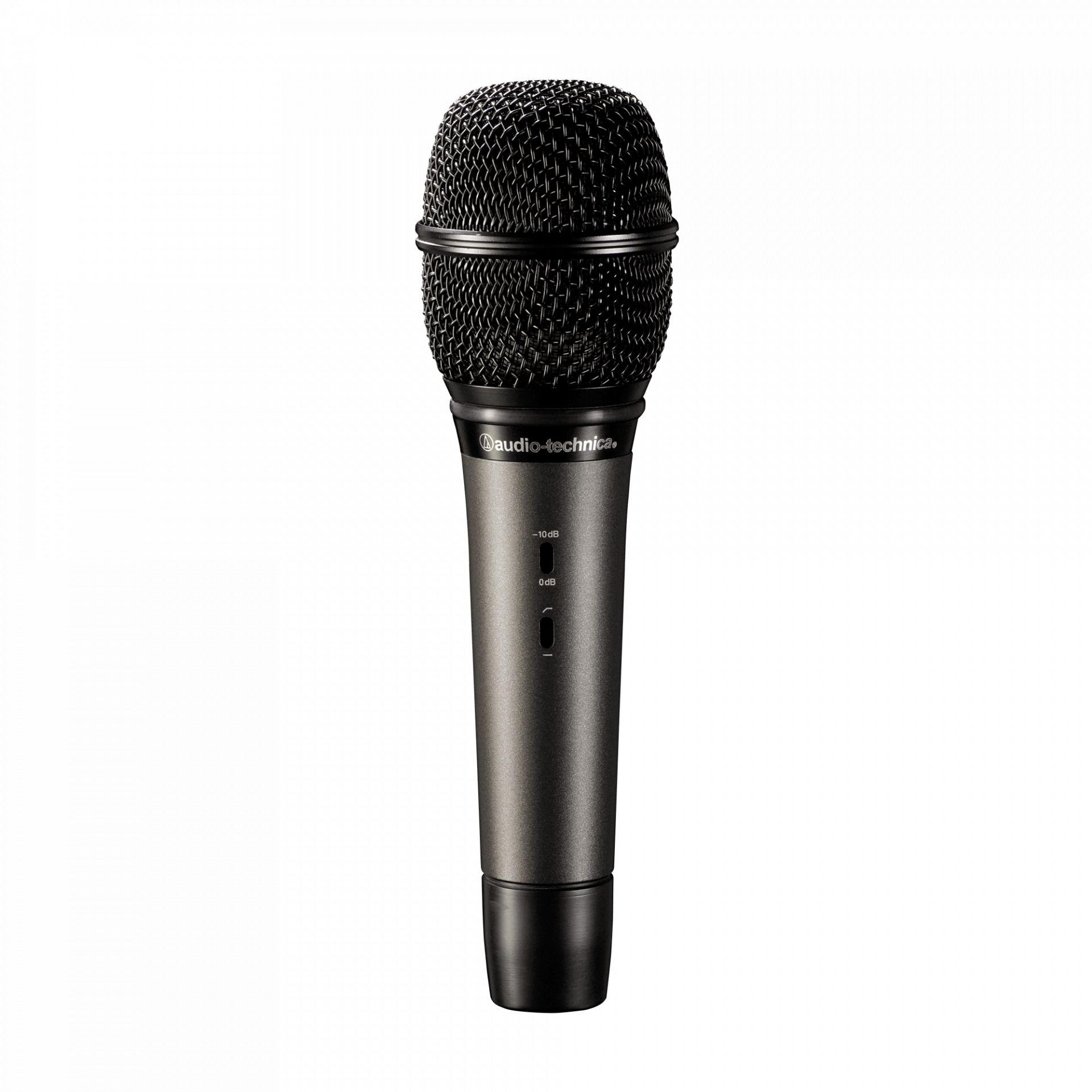 Audio-Technica Atm710 Micrófono cardioide condensador de mano