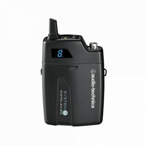 Audio Technica Atw-T1001 Transmisor Inalámbrico de Petaca