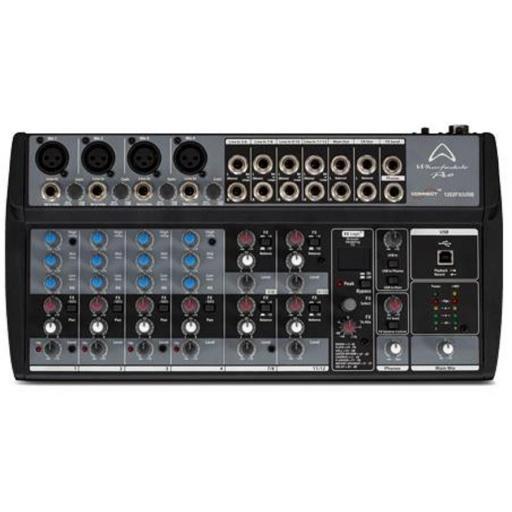 Wharfedale Pro Connect 1202 Fx Usb Mesa de Mezclas