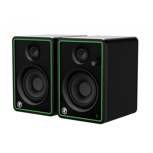 Mackie Cr4-XBt Monitor de Estudio Amplificado con BlueTooth (Pareja)