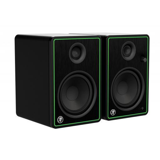 Mackie Cr5-XBt Monitor de Estudio Amplificado con BlueTooth (Pareja)