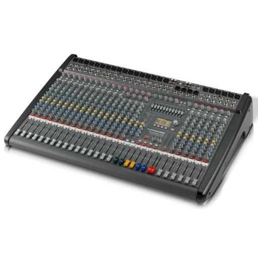 Dynacord PowerMate 2200-3 Mesa de Mezclas Amplificada