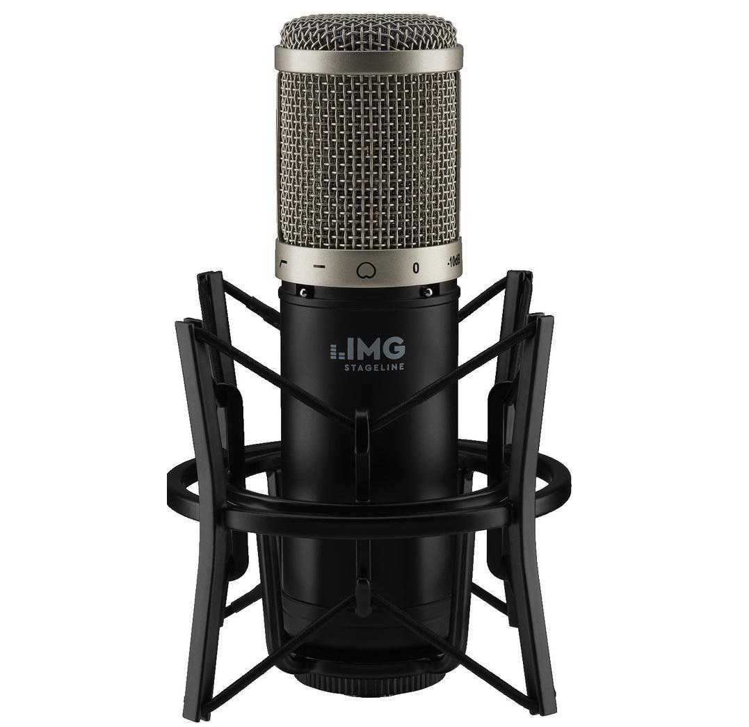 Stage Line Ecms-90 Micrófono de Condensador