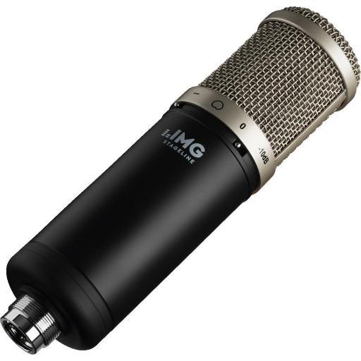 Stage Line Ecms-90 Micrófono de Condensador [1]