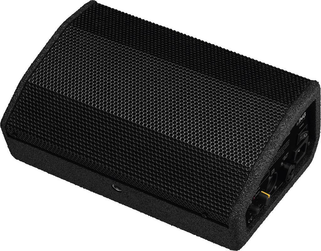 Stage Line Flat-M100 Monitor de Suelo Amplificado