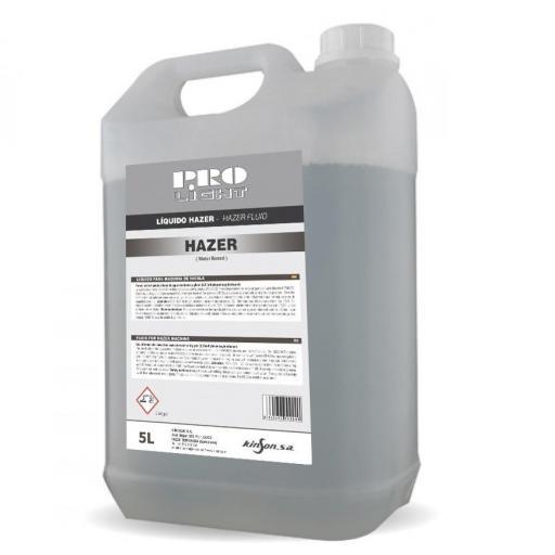 Líquido de Humo Hazer Pro 5 lts.