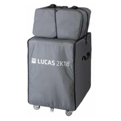 Hk Audio Lucas 2K18 Roller Bag Funda para Altavoces