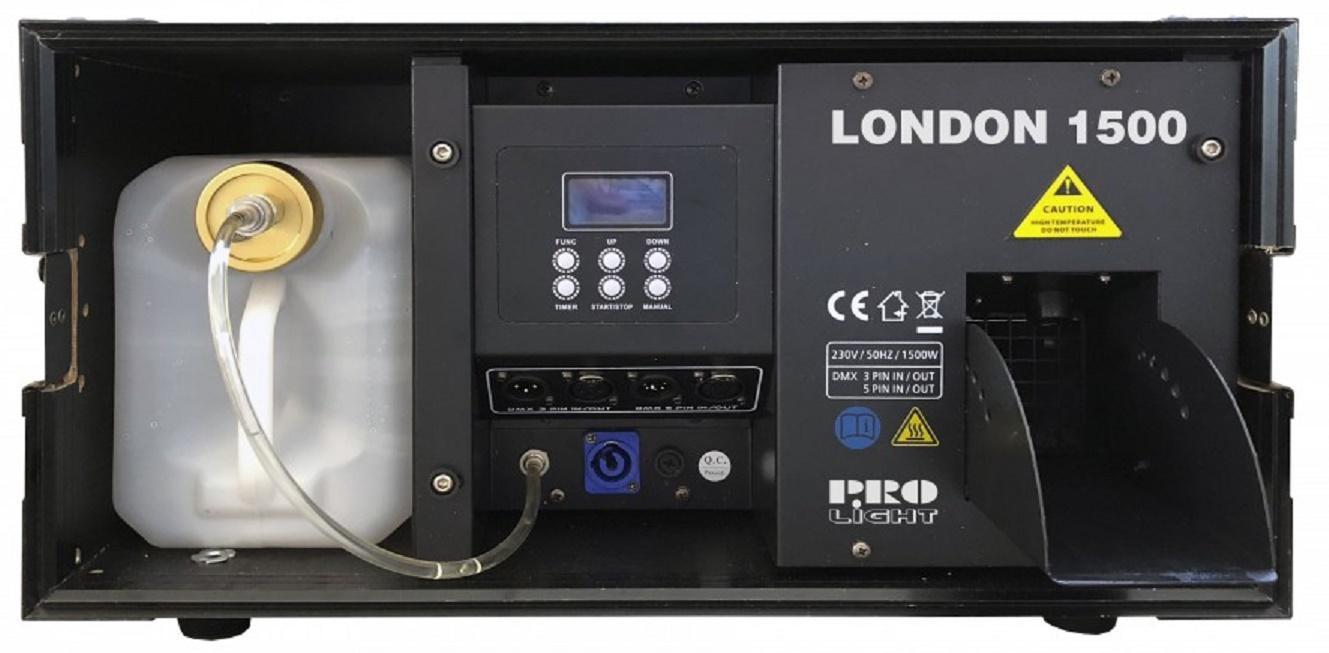 ProLight London 1500 Pro Máquina de Humo
