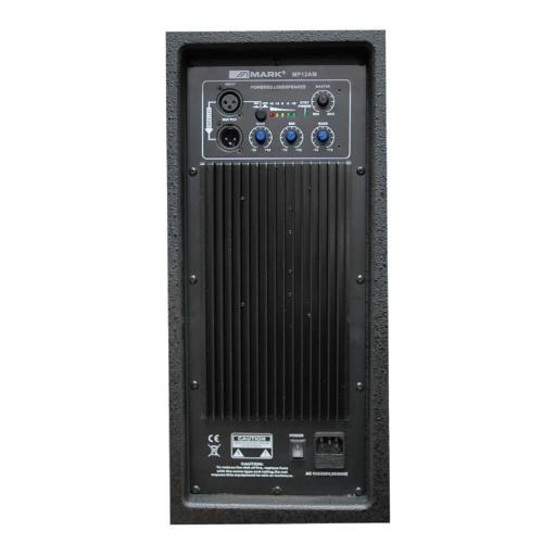Mark Mp 12 Am Caja Acústica Amplificada [1]