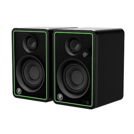 Mackie Cr3-X Monitor de Estudio (Pareja)
