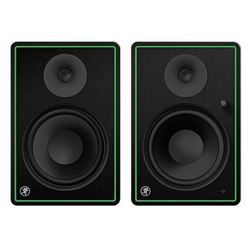 Mackie Cr8-Xbt Monitor de Estudio con Bluetooth (Pareja)