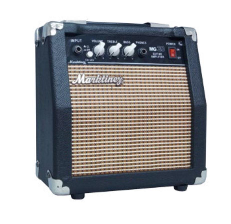 Marktinez Mg 20 Amplificador de Guitarra