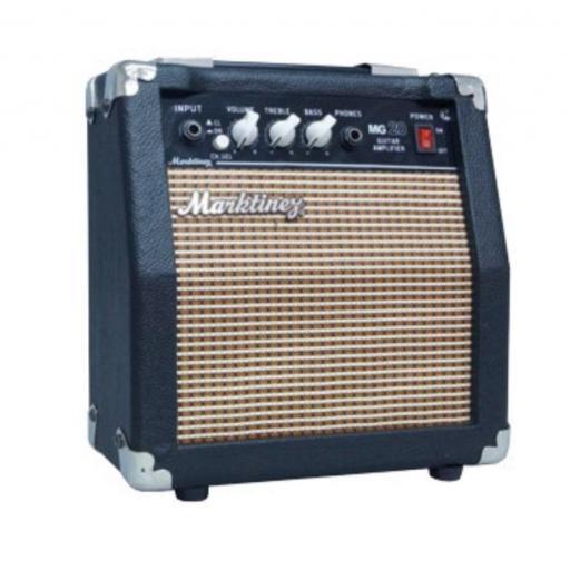 Marktinez Mg 20 Amplificador de Guitarra [0]