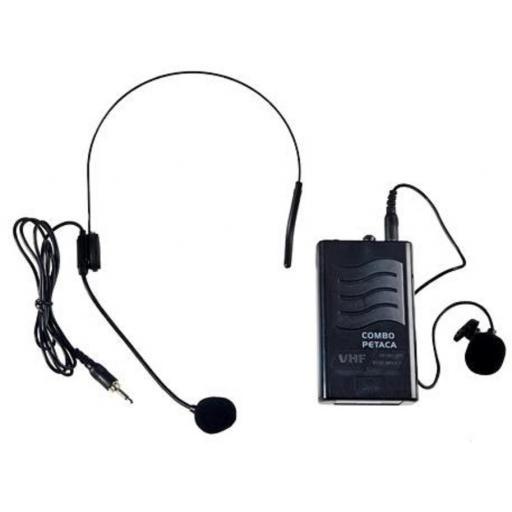 Acoustic Control Portable Petaca