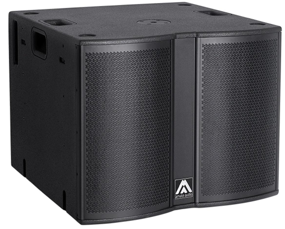 Master Audio N18w Subgrave Amplificado