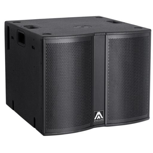 Master Audio N18w Subgrave Amplificado [0]