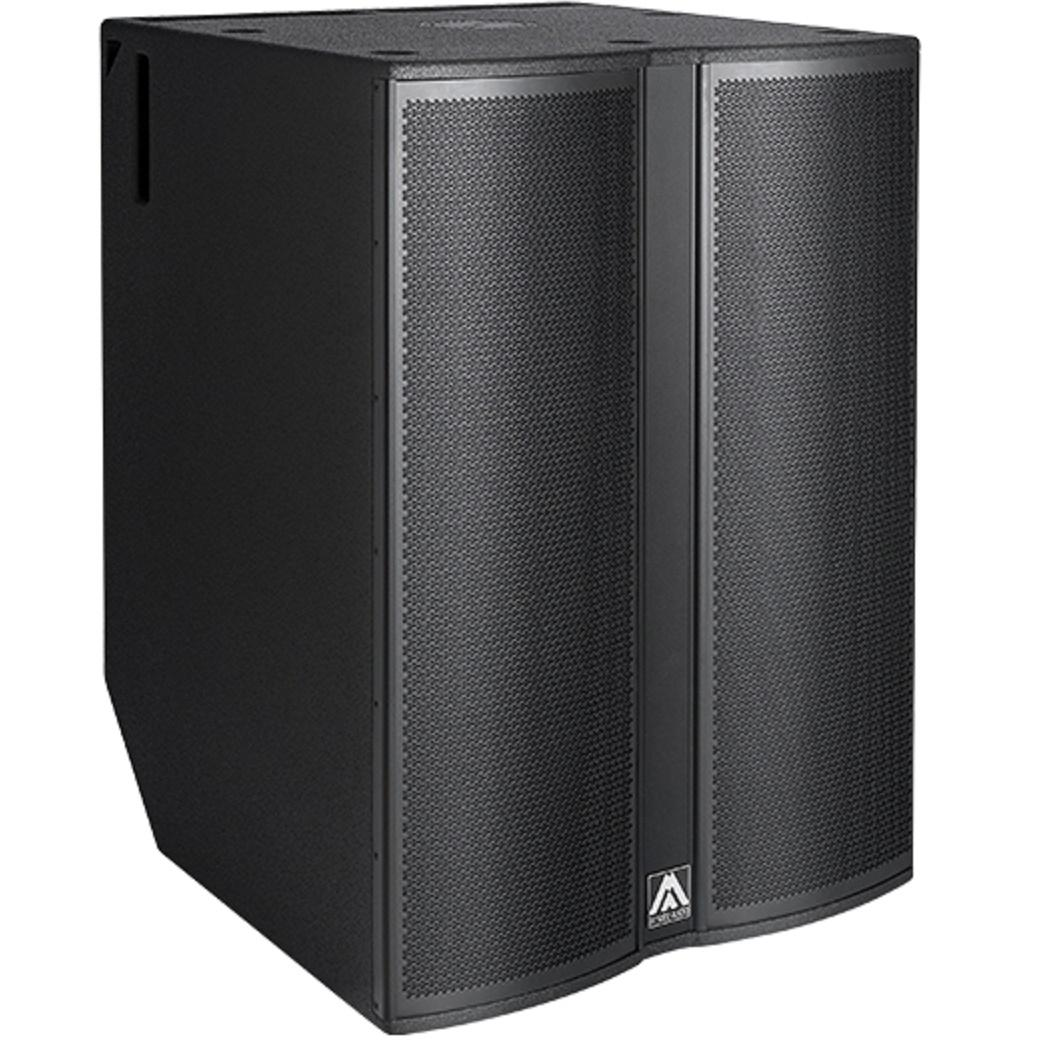 Master Audio N218w Subgrave Amplificado