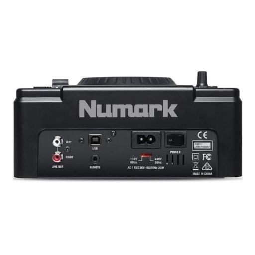 Numark Ndx500 Reproductor Cd/Usb/Mp3 [1]