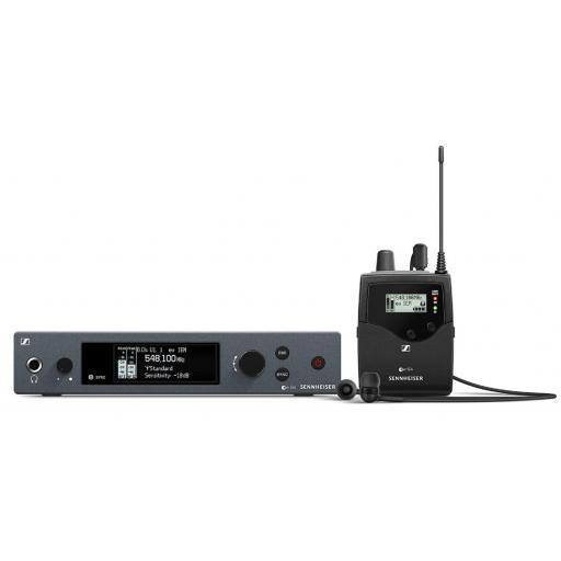 Sennheiser Ew IEM G4 Sistema de Monitor In-Ear [0]