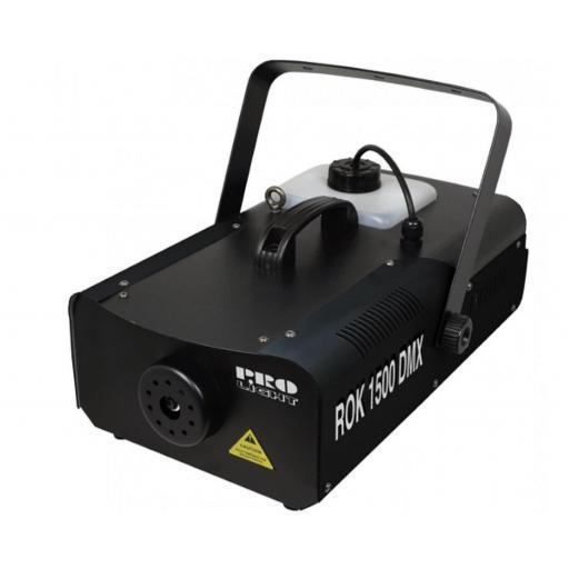 ProLight Rok 1500 Dmx Máquina de Humo