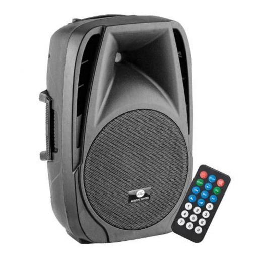 Acoustic Control Sac 10 Bt Altavoz Amplificado