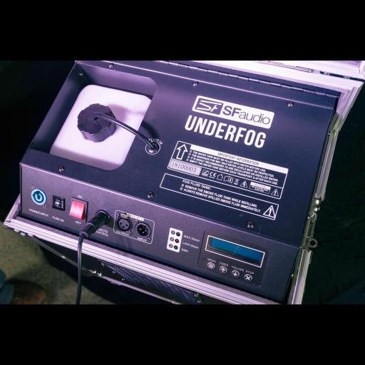 SfAudio Sf Underfog Máquina de Humo Bajo [1]