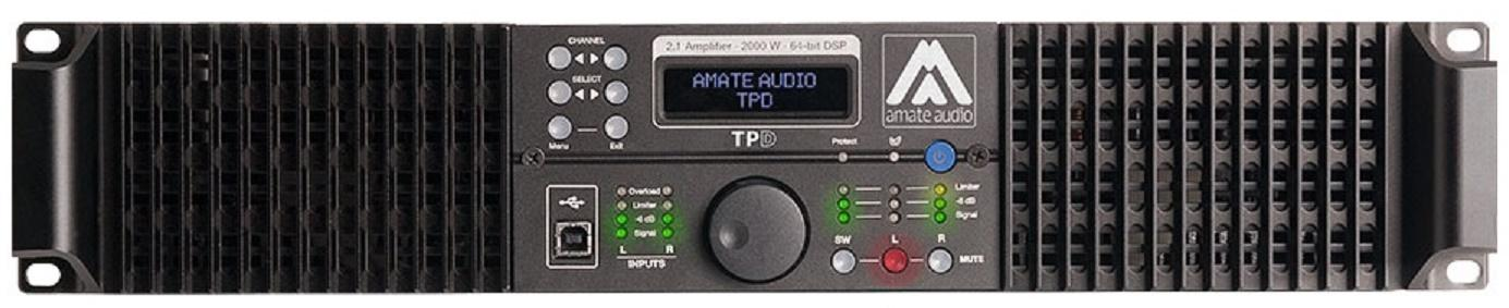 Master Audio Tpd Etapa de Potencia