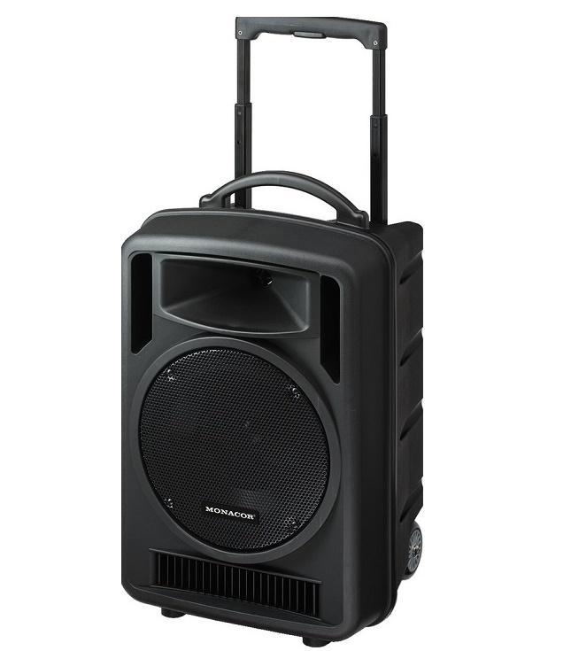 Monacor Txa-1020 Sistema de Audio Portátil