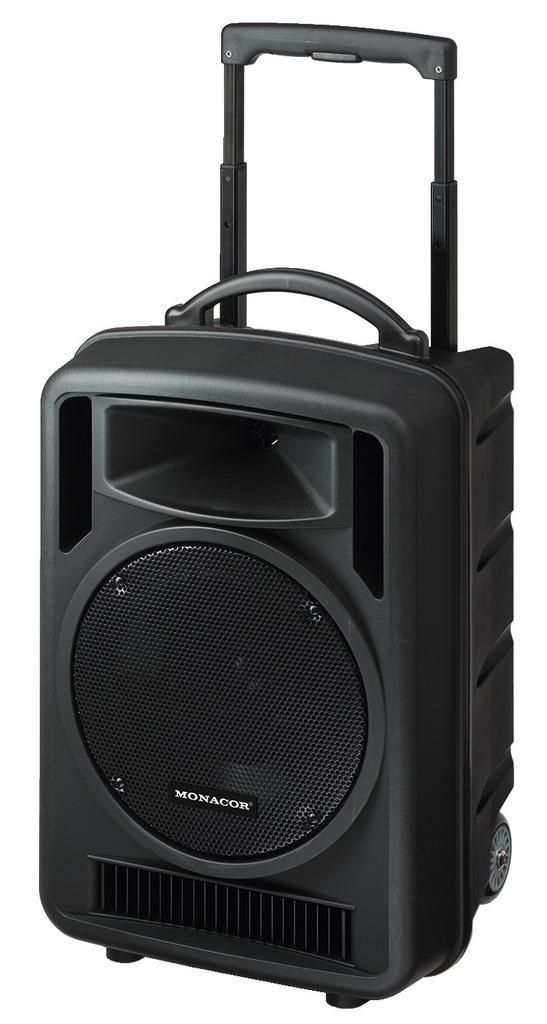 Monacor Txa-1022Cd Sistema de Audio Portátil