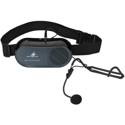 Monacor Wap-5 Sistema de Audio Portátil [0]