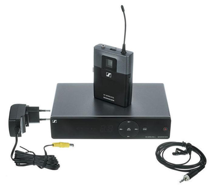 Sennheiser Xsw 1-Me2 Sistema Inalámbrico de Corbata